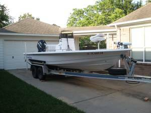 Proline 22 Bay Boat - $17000 (Houston)