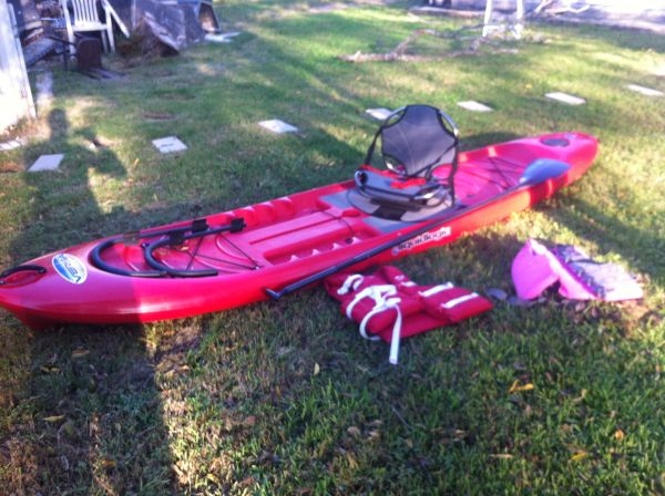 V ersa Board Kayaksup - $1200 (new braunfels)