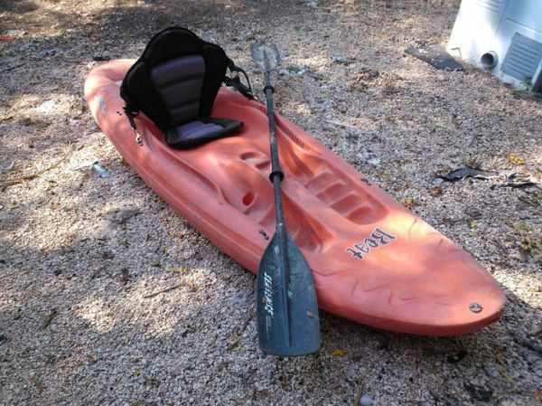 Mainstream Beat Kayak - $200 (Kerrville)