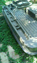 Pelican Bass Raider pontoon boat - $250 (Lackland AFB area)