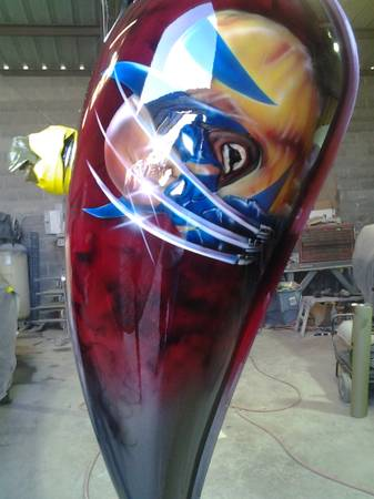 AFTER HOURS AIRBRUSH