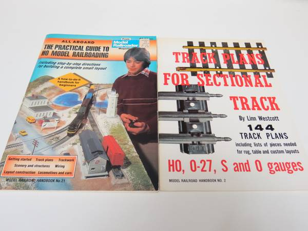 Model Railroad books -   x0024 4  North Central