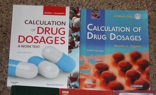 Galen Calculation of Drug Dosages - $50 (la vernia)