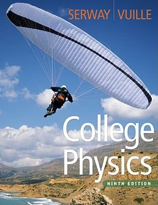 UIW physics textbook College Physics by Serway 9th edition - $120 (Southside San Antonio)