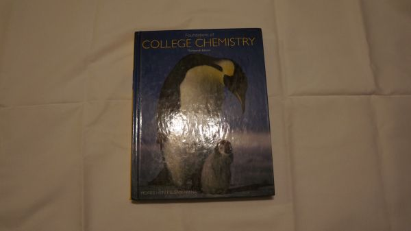 Foundations Of College Chemistry - $75 (San Antonio)