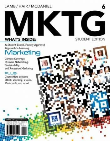 MKTG Book - $35 (South East San Antonio)