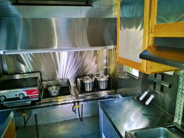 Food Trailer Concession Trailer Custom - $21000 (Austin)