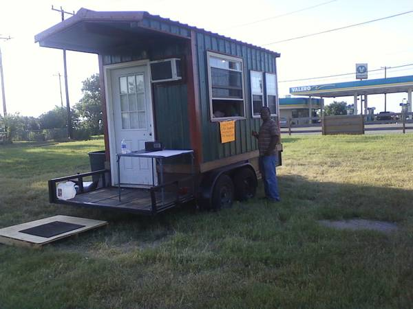 Concession Trailer - $7950 (San Antonio SE)