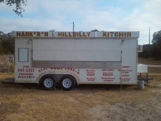 Concession Trailer - $19500 (Bandera)
