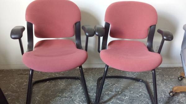 Office CHAIRS of HERMAN MILLER ERGONOMIC - $15 (NORTH CENTRAL)