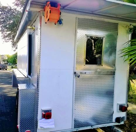 Food Trailer Concession Trailer Custom - $24000 (South Austin)