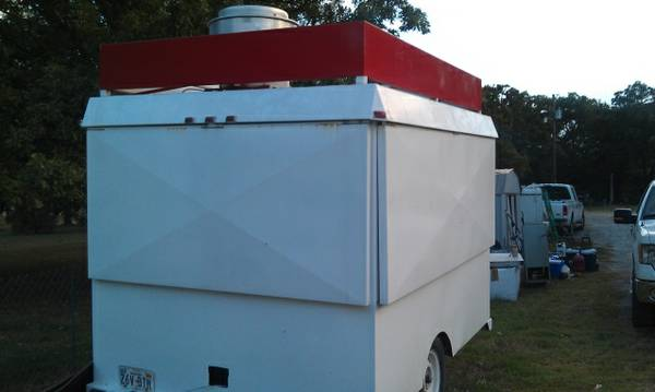 concession trailer - $7500 (south)