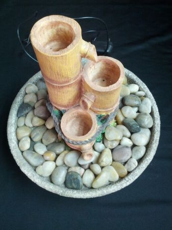 Small Waterfall Fountains - $40 (Kerrville)
