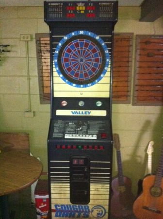Electronic Dart Board - $600 (Helotes)