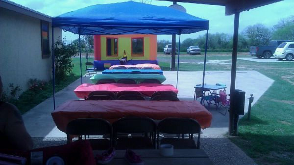 MOONBOUNCE RENTALS PACKAGES FOR YOUR PARTY (SAN ANTONIO )