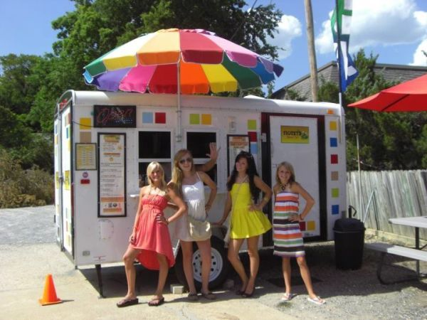 Beautiful 6x12 Concession Shave-Ice Trailer - $15000 (San Antonio)