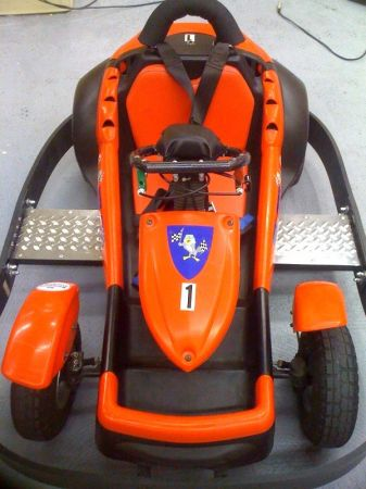 commerical go-karts - $8000 (beeville,texas)
