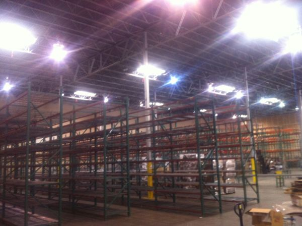 Pallet Rack - 8 beams, 12, 16 and taller Uprights - $14 (San Antonio)