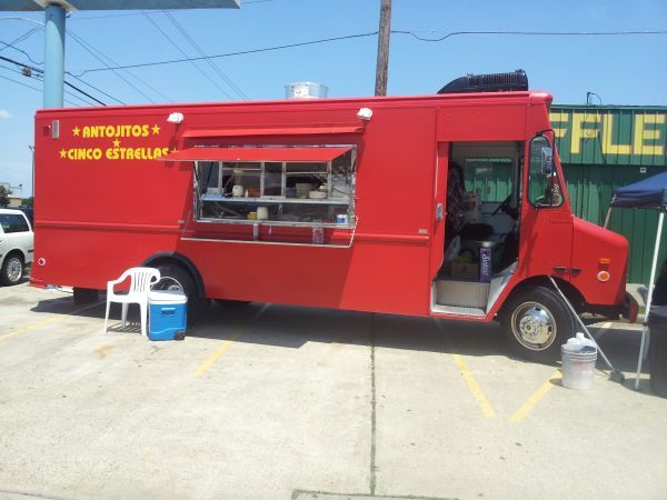 food truck taco trucks mobile restaurant trailers concessions - $23000 (Houston)
