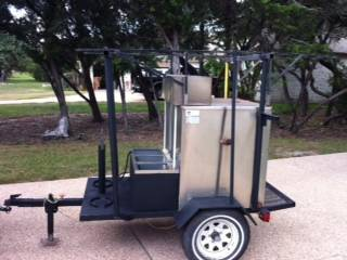 ROASTED CORN TRAILER - $2899 (SW Austin)