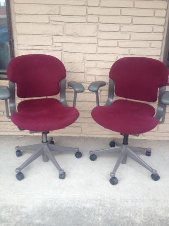 Herman Miller Ergon Office Chairs - $15 (North Central)