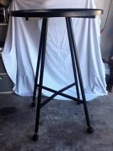 CLOTHING RACKS-Round Adjustable Height - $45 each or both for - $80 (FM 78- NE SA)