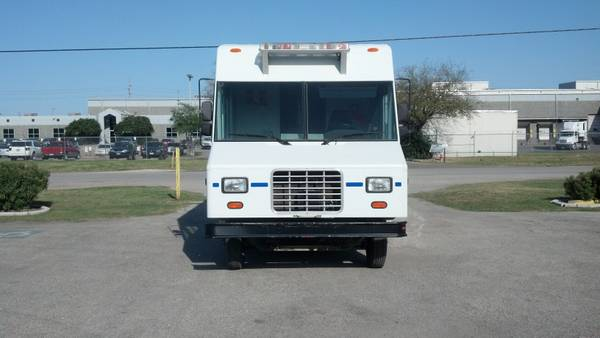 Utilimaster P30 Step Van (Houston)