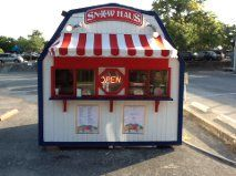 Large Snow Cone Stand - $15000 (New Braunfels, TX)