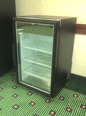 True (2) door hilo cooler - $900 (Med. Ctr.)