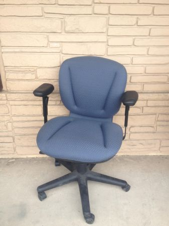AllSteel Brand Hon Model Office Chair - $15 (North Central)