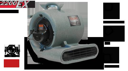 AIR MOVERS RESTORATION GRADE  2.5 AMPS  - $150 (SAN ANTONIO )