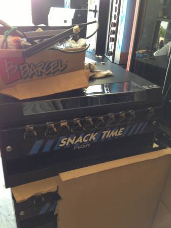 Snack time snack vending machine - $75 (Mckinney)