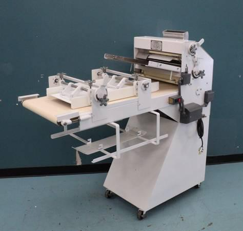 Dough Sheeter molder Dough Roller 8 Rol-Sheeter REFURBISHED New Belt