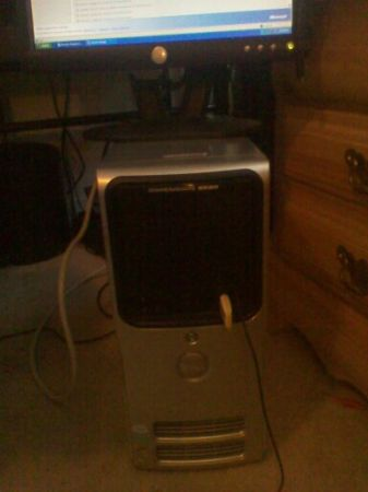Dell Dimension E520, w17 Dell Monitor - $150 (N.Central(Blanco Rd. area))