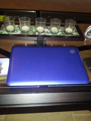 HP Mini Laptop with Carrying Case - $200 (Flour Bluff)