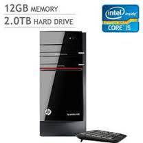 2012 HP Envy Desktop H8-1437c 4 tb hd - $625 (San marcos)