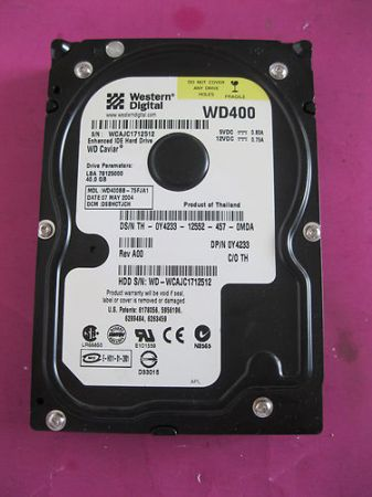 (4) 40 gig ide hard drives for desktop - $24 (nw)
