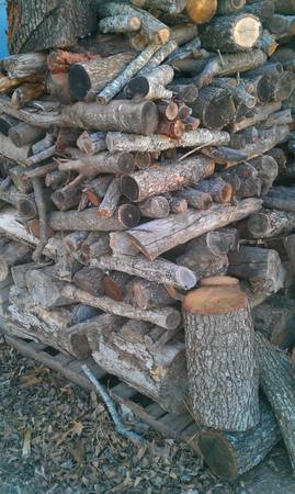Firewood Pecan and Hackberry (Fredericksburg)