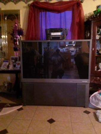 55 inch Mitsubshi FOR SALE - $300