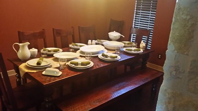 $1,000, World Market Dining Room Table Chairs