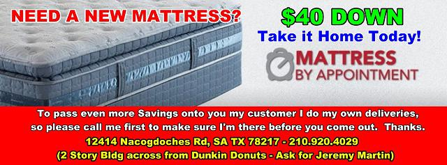 140  We have Full Size In Stock MATTRESS LIQUIDATION CLEARANCE SALE -  140 Mattress by Appointment San A