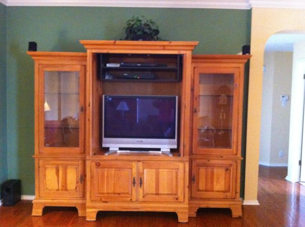 Kincaid Entertainment Center For Sale