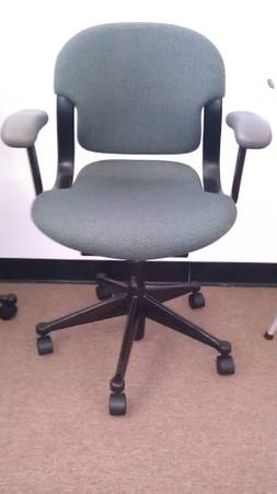 Herman Miller Equa Office Chair, retails $500 tax - $120 (Alamo Heights)