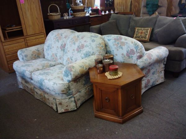 Sofa and Loveseat by Broyhill - $315 (Seguin)