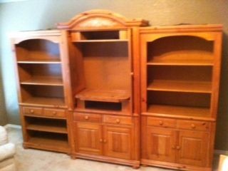 Broyhill Fontana ArmoireEntertainment Center Cabinet Armoire - $550 (North San Antonio Evans281)
