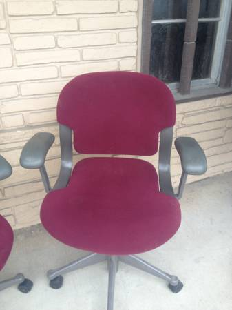 CHAIRS-HERMAN MILLER ERGONOMIC - $25 (NORTH CENTRAL)