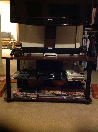 Z-line Entertainment Center - $110 (Helotes)