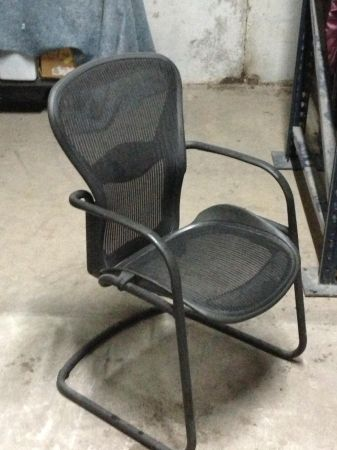 Herman Miller Aeron Fixed Chairs - $150 (San Antonio)