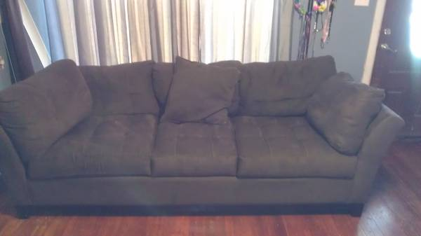3 pc. cindy crawford sectional - $900 (southeast)