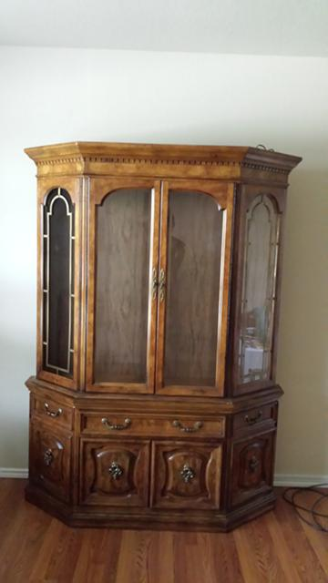 700  China cabinet for sale